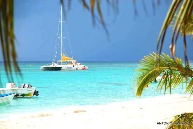 Catuano Beach - Saona Crusoe VIP Excursion