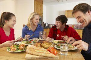 Reuniones de familia: situación ideal para solucionar conflictos