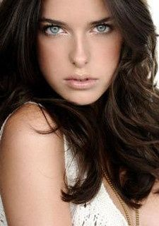 Brunette German Model Marie Nasemann Has Stunning Blue Eyes