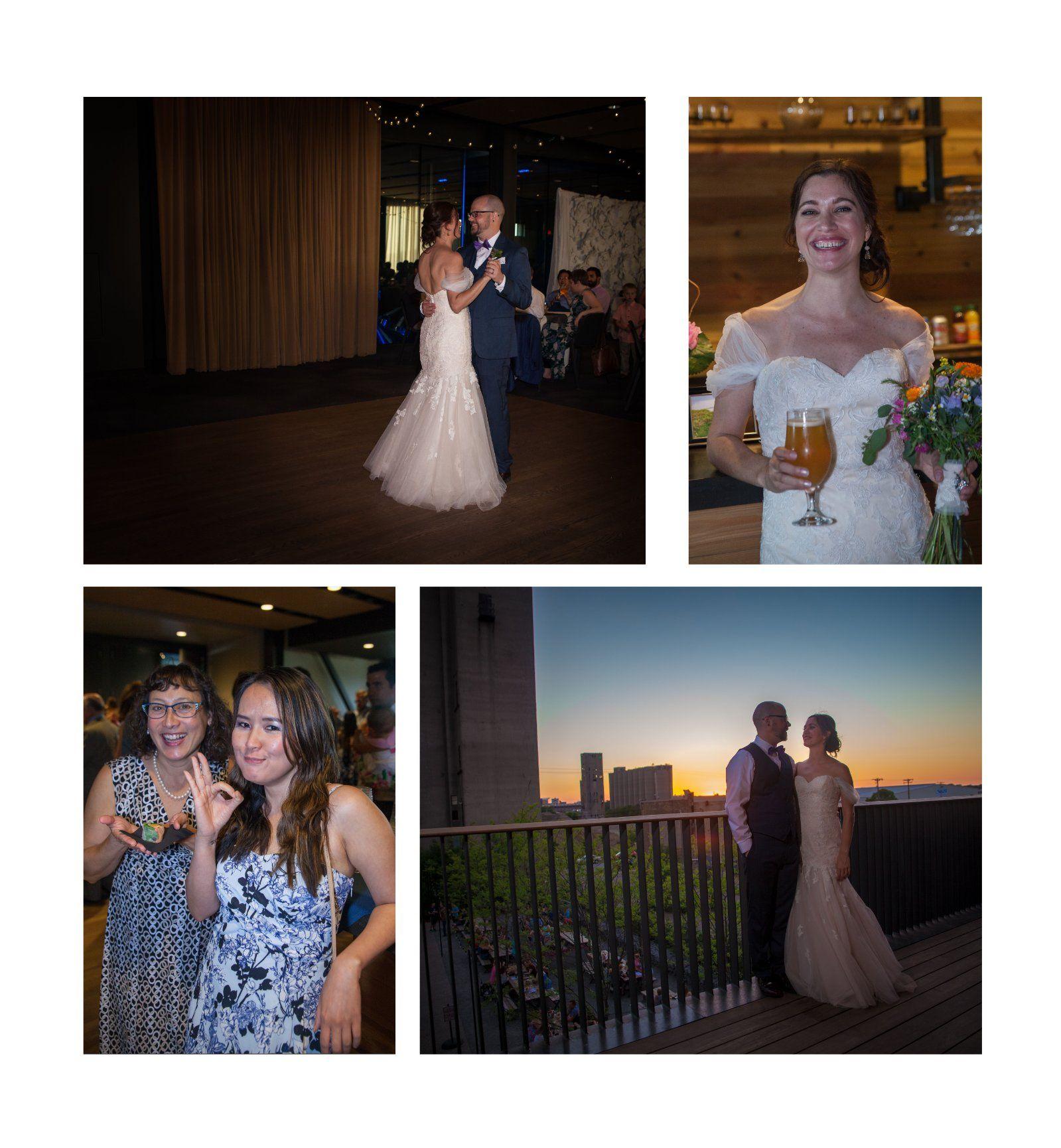 Minneapolis Wedding Photographer Surly Brewing Company