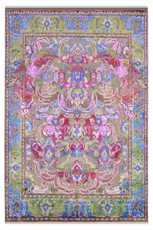 Dragon Heart Sari Silk Handmade Custom Size Area Rugs At Best