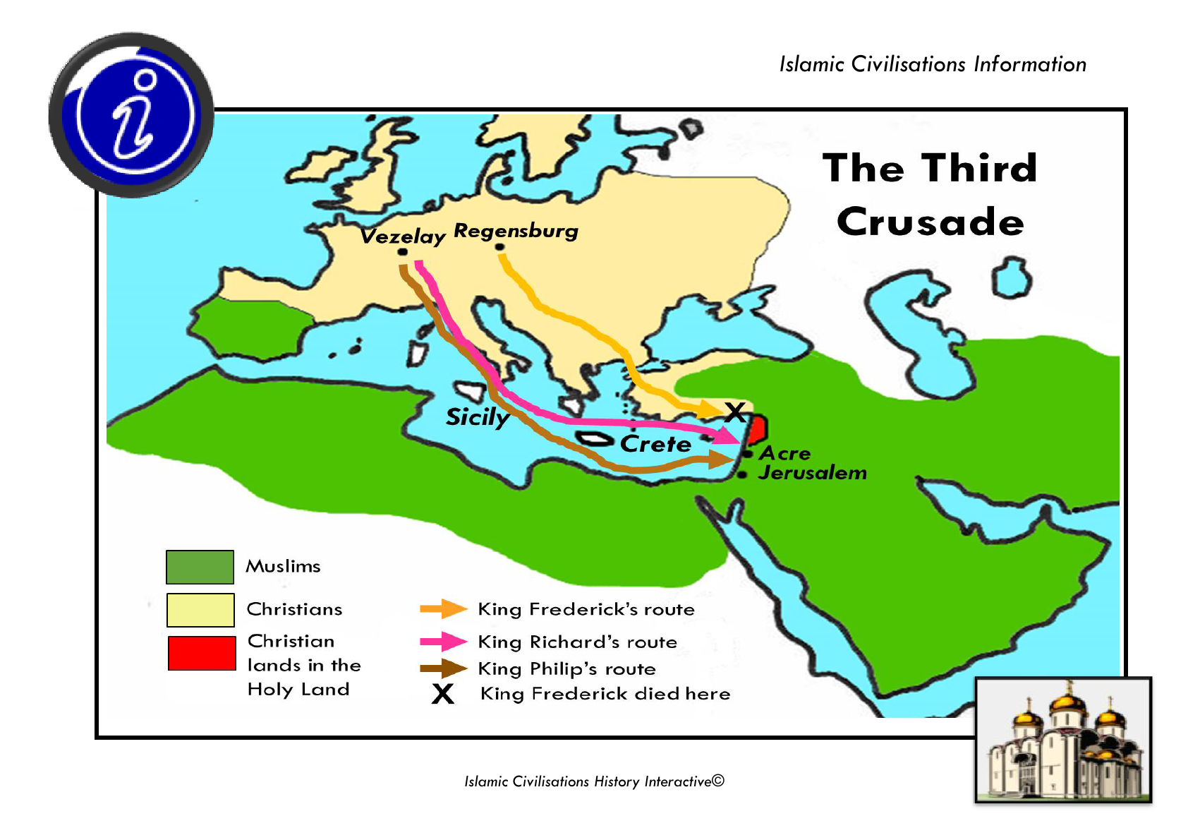 crusades map activity  Knights Templar  Pinterest  Map