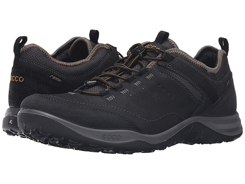 Ecco Espinho GORE-TEX Sneakers Men/'s Hiking Shoes Leather Comfort Trail Walking