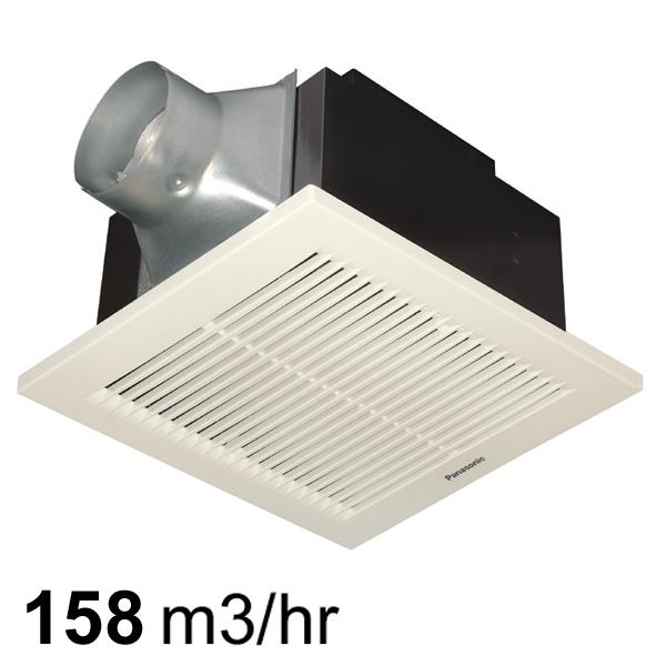 Panasonic Dc 24 Hour Ceiling Ventilator W Run On Timer Motion