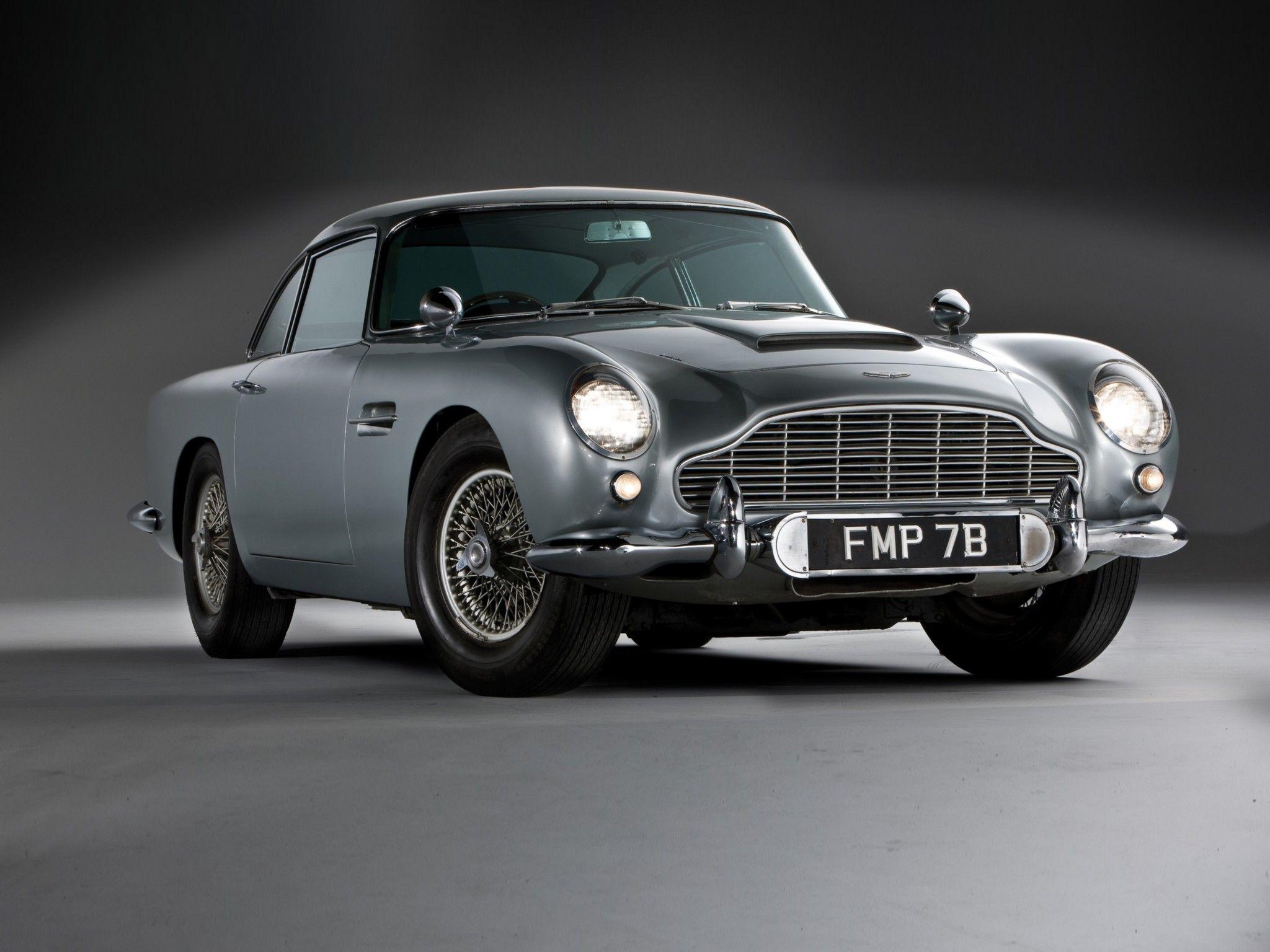 Aston Martin Db5 James Bond Edition Aston Martin Db5 Aston Martin Voiture