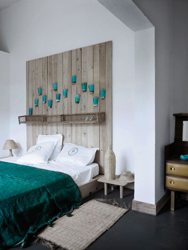35 Cool Headboard Ideas To Improve Your