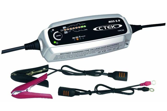 Ctek Ladegerat Mxs 5 0 Autobatterie Ladegerat Auto Batterie