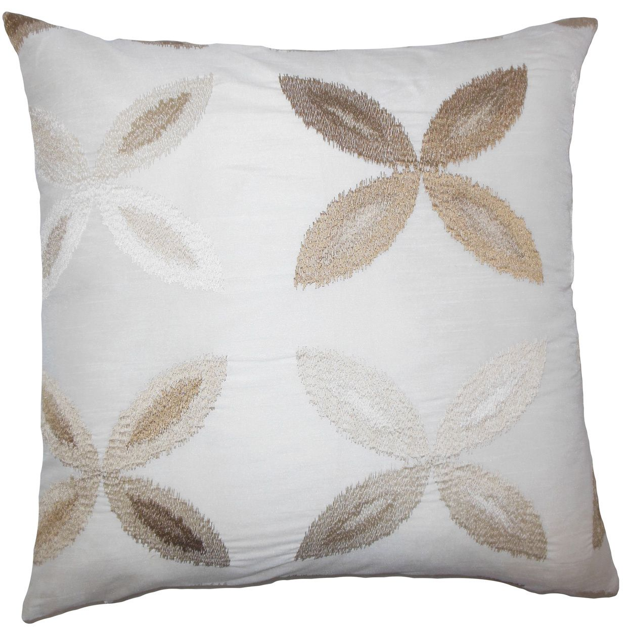 Syshe Ikat Throw Pillow Cover