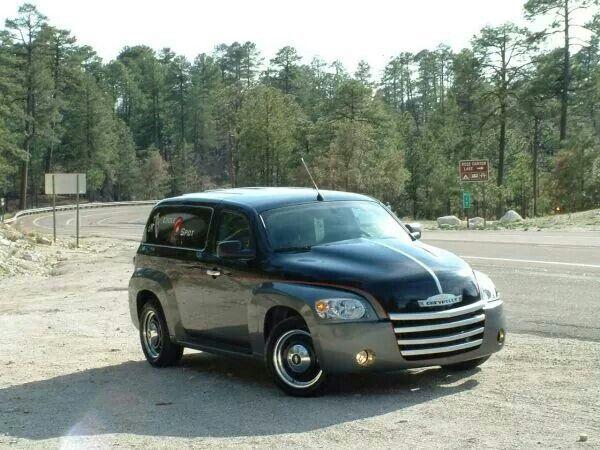 Custom Hhr Chevy Hhr Chevy Chevrolet Suburban