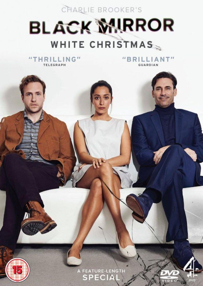 "Black Mirror (2014) Special ""White Christmas"" Season 2"