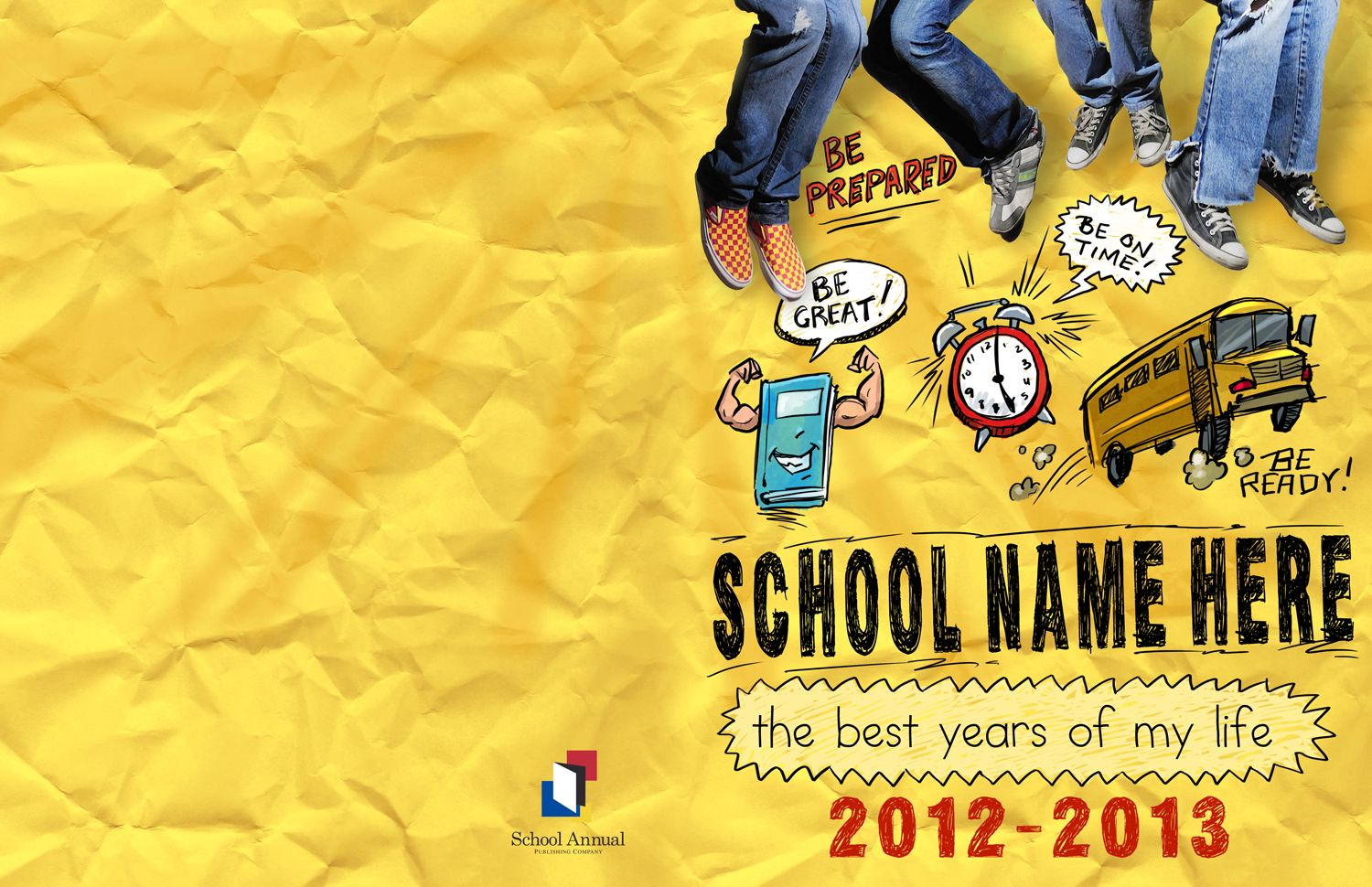 Book Cover Ideas Primary School : Really cute yearbook cover great for middle school