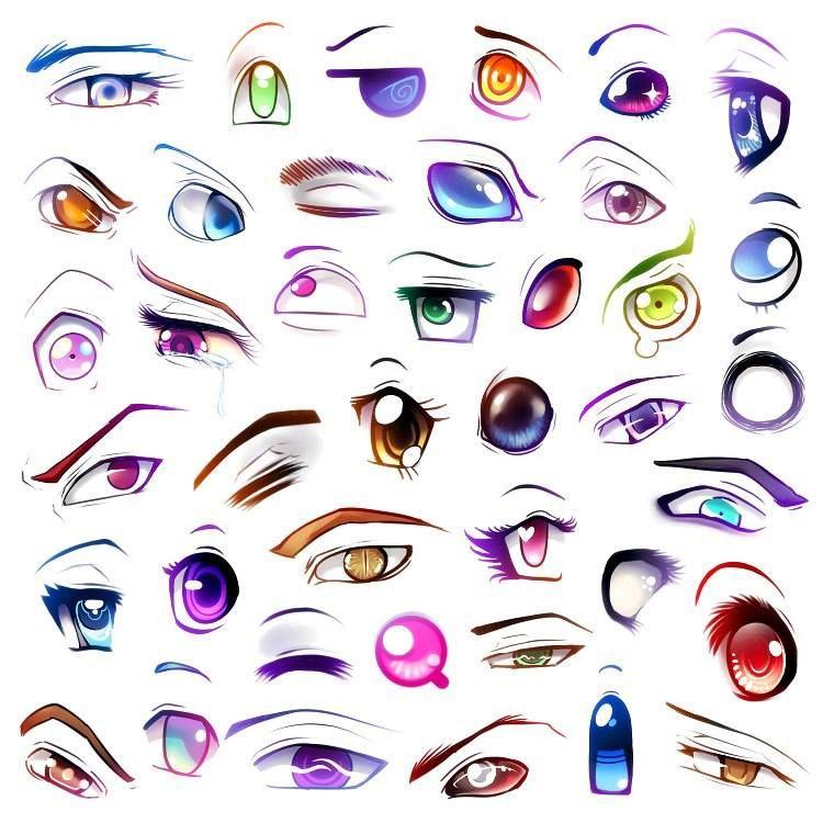 Anime eyes   Anime eye drawing, Anime eyes, Anime