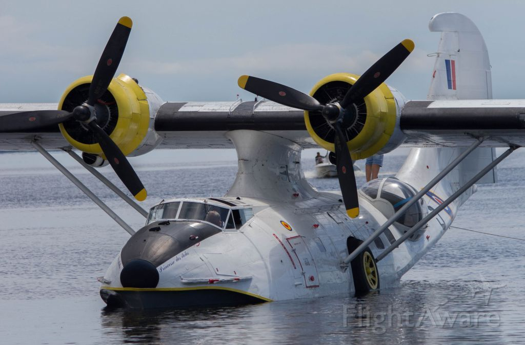Photo Of N9767 Flightaware Amphibious Aircraft Flying Boat