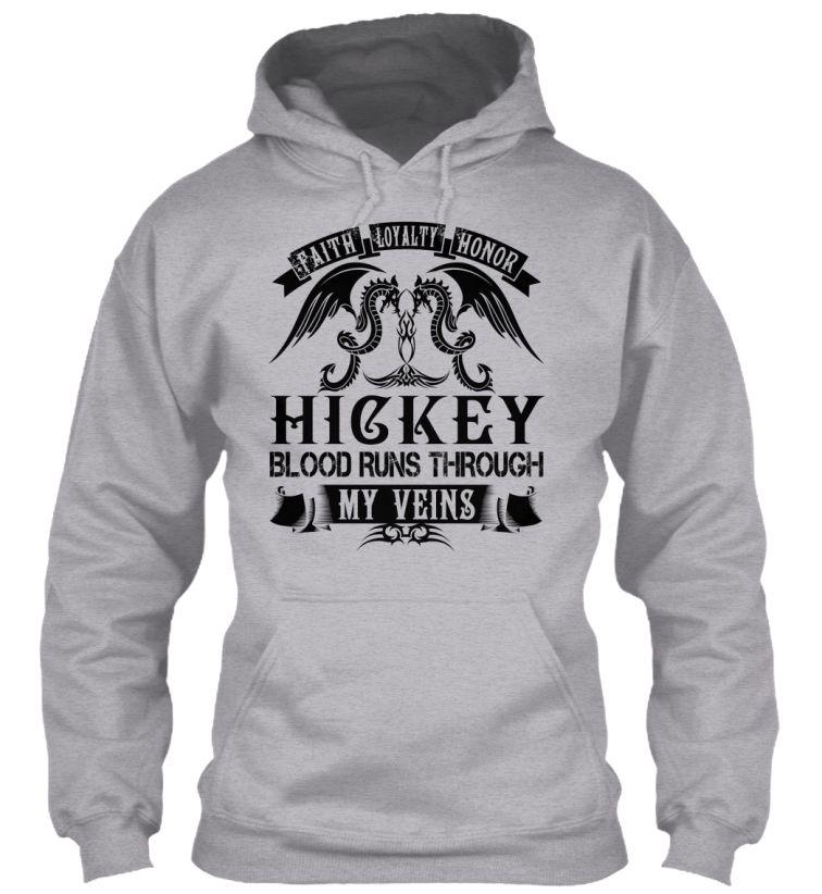 HICKEY - My Veins Name Shirts #Hickey