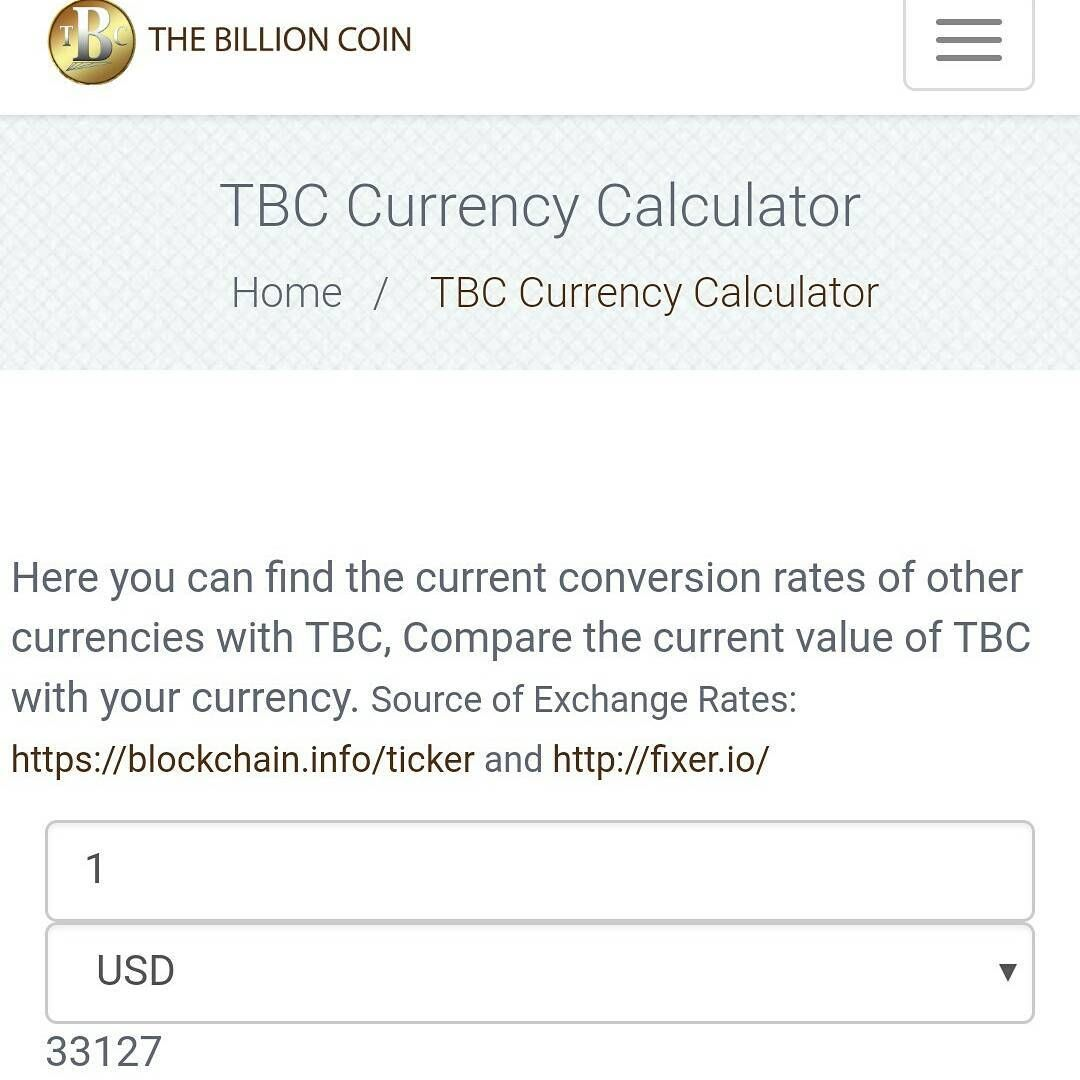 1 Tbc The Billion Coins 33 127 Usd 29 588 14 Btc Bitcoins You Can Verify This Via Url