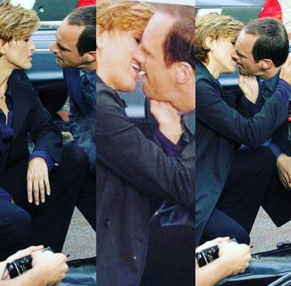 christopher meloni gay kisss