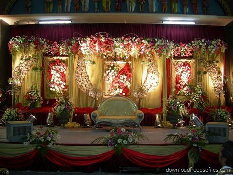 Indian Hindu Wedding Stage Backgrounds Showcase Indian