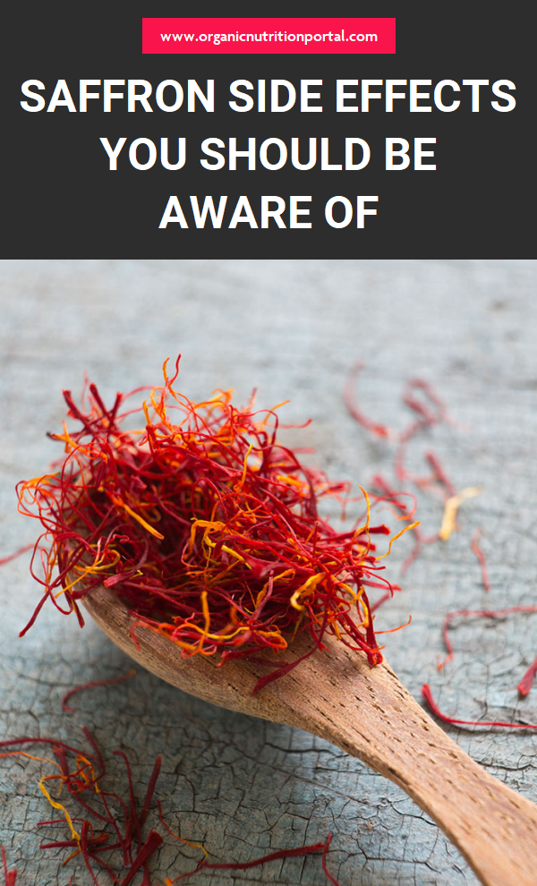 Saffron Side Effects You Should Be Aware Of Magic Herbs Organic