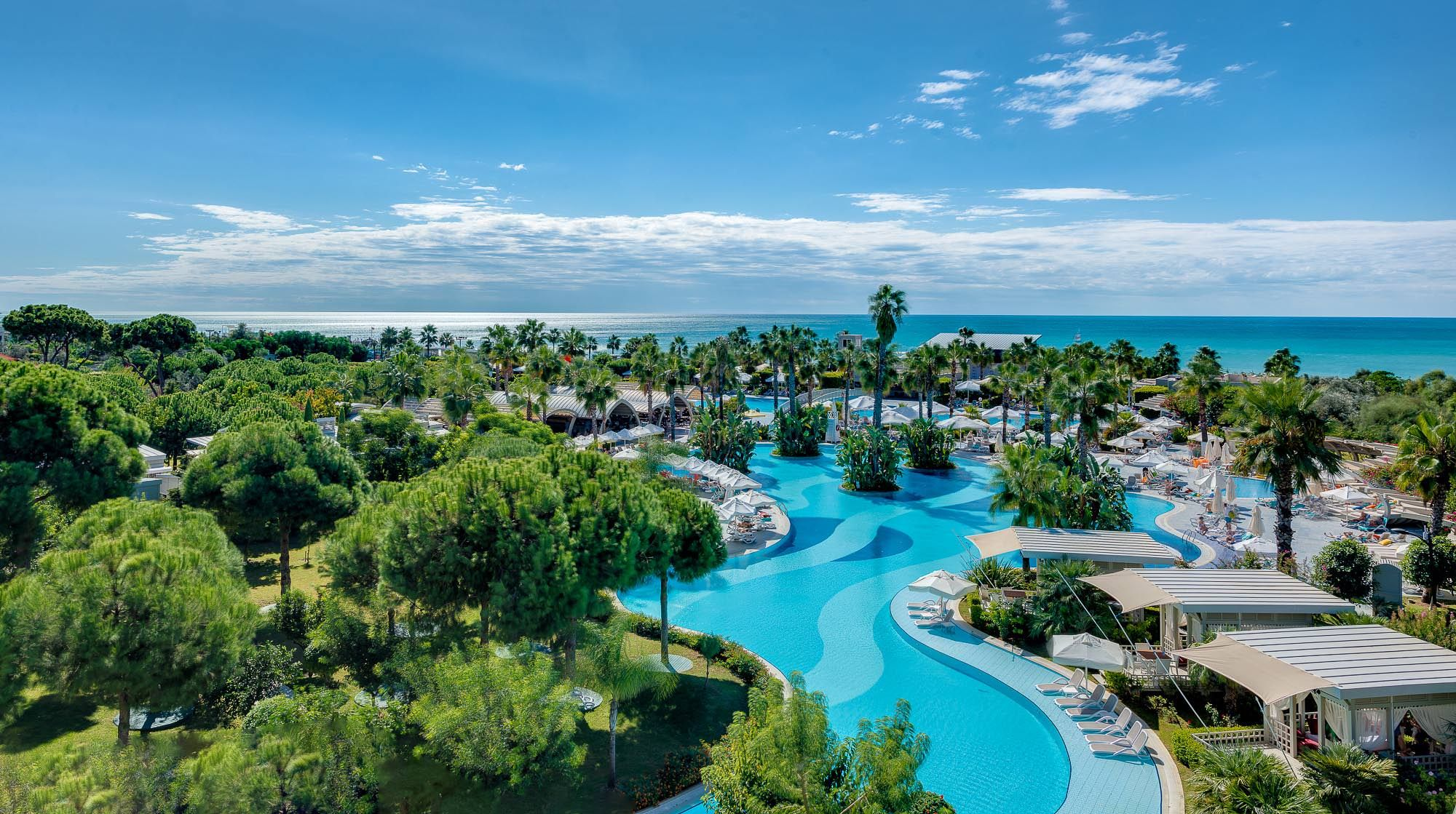 Golf Resort With 5 Stars Luxury Booking