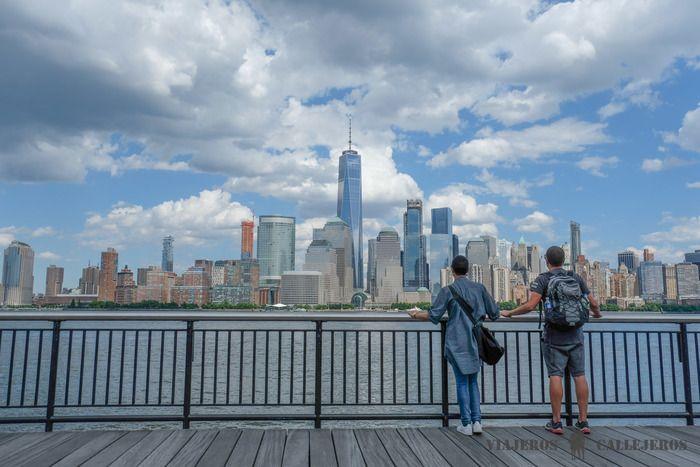 Los 5 Mejores Miradores De Nueva York Viajeros Callejeros Miradores Nueva York Viajes