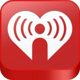iHeartRadio Iphone gadgets, Android apps, App icon
