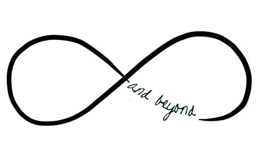 Tumblr Static Infinity And Beyond Png By Maggiemilkycocopuff D5aythq Png 512 301 Best Friend Tattoos Infinity Sign Friend Tattoos