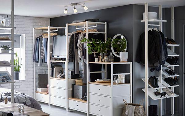 Ikea Schlafzimmer Speicher Schlafzimmermöbel dekoideen