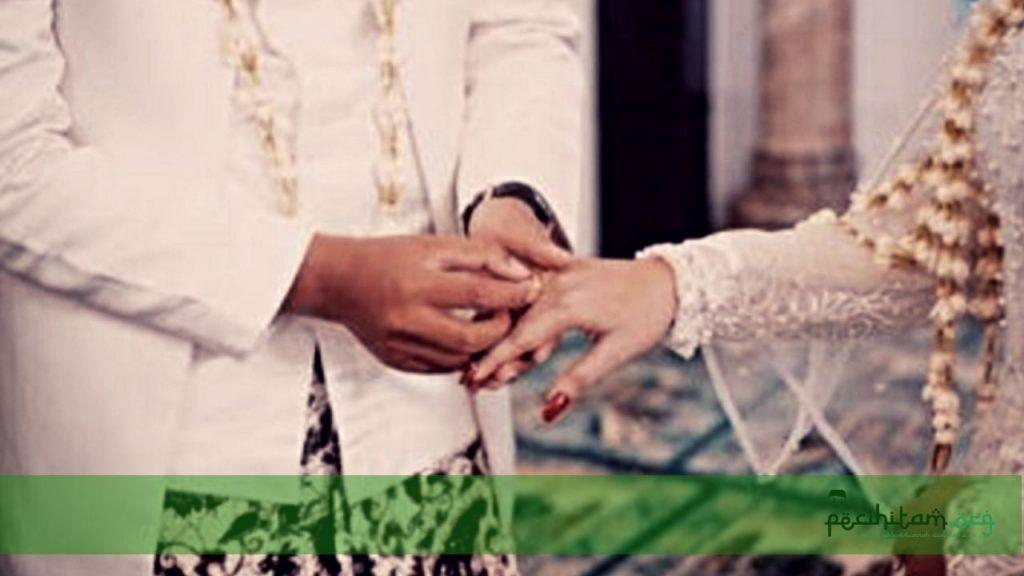 Inilah 4 Bentuk Pernikahan Yang Hukumnya Tidak Sah Dalam Islam Islam Pernikahan Literasi