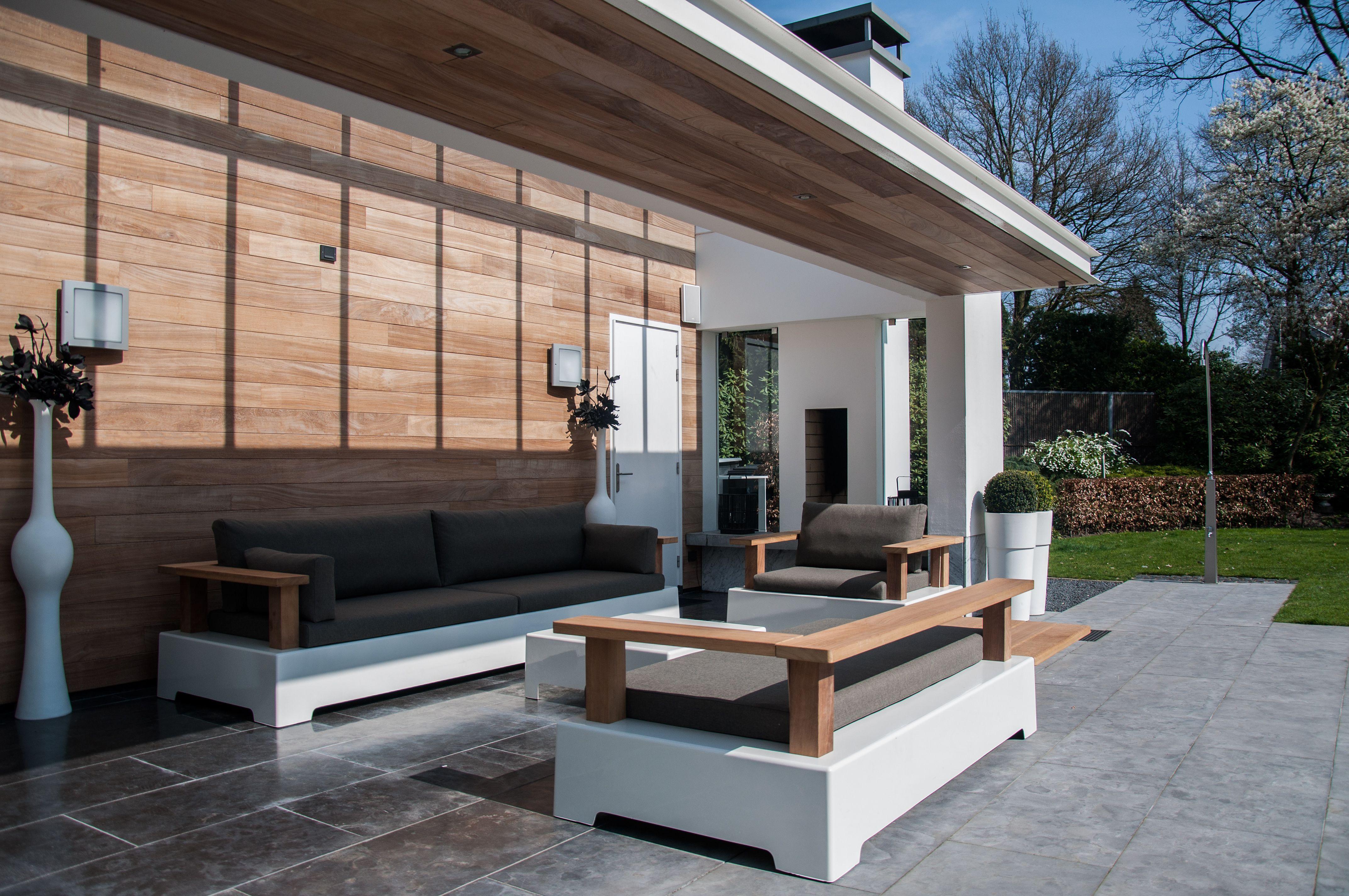 Fixform ROY Contemporary Dutch Garden Furniture