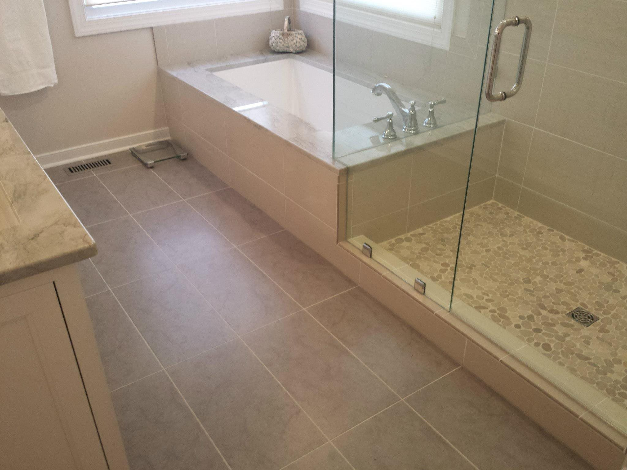 Richmond Va Bathroom Design Remodeling From Leo Lantz Kitchen