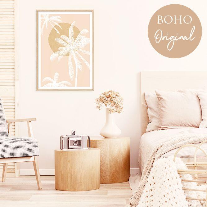 Boho Art & Styling Art & Removable Wallpaper in 2020 ...