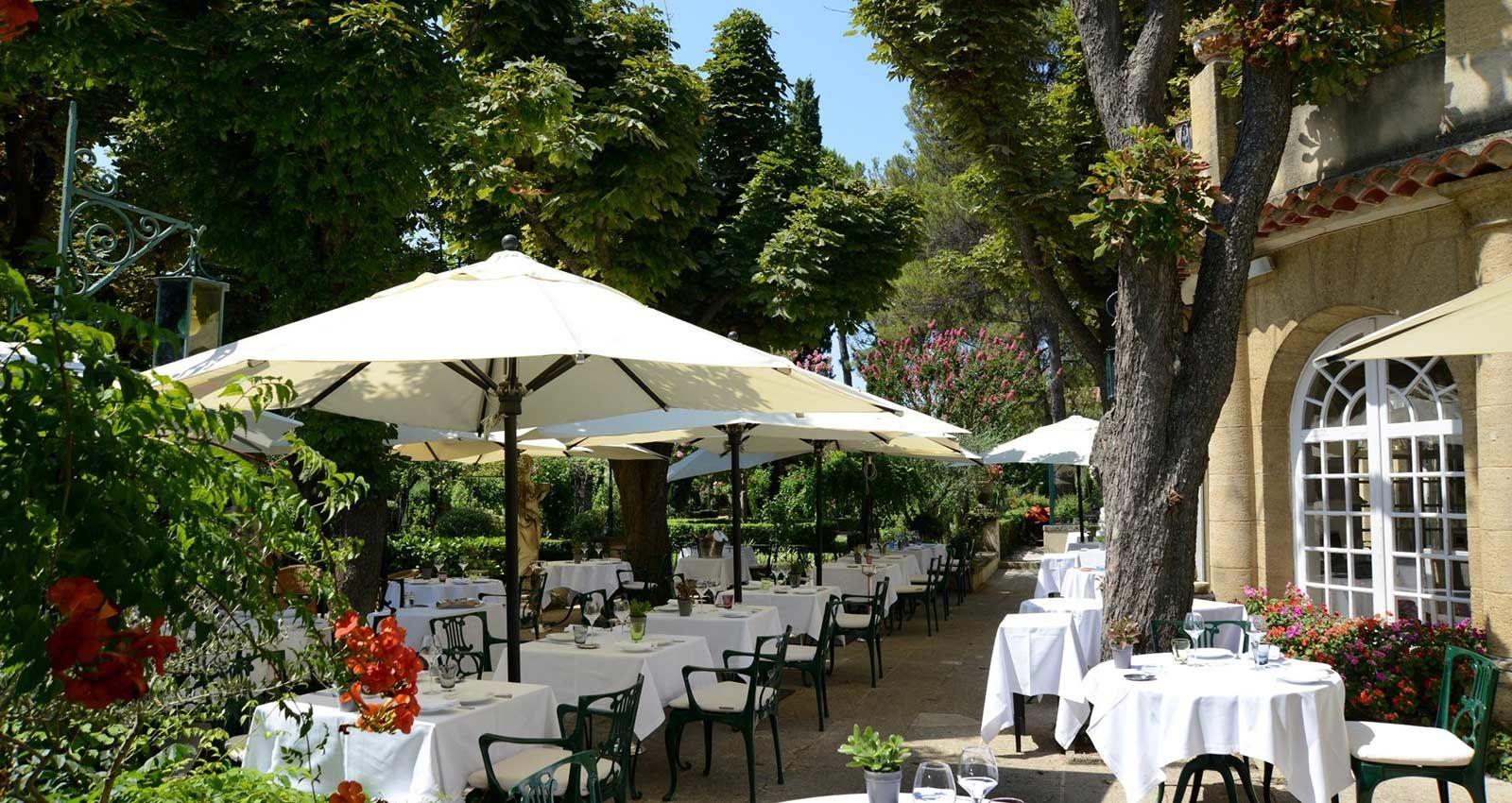 Amazing Restaurant Gastronomique à Aix En Provence | Hotel Le Pigonnet