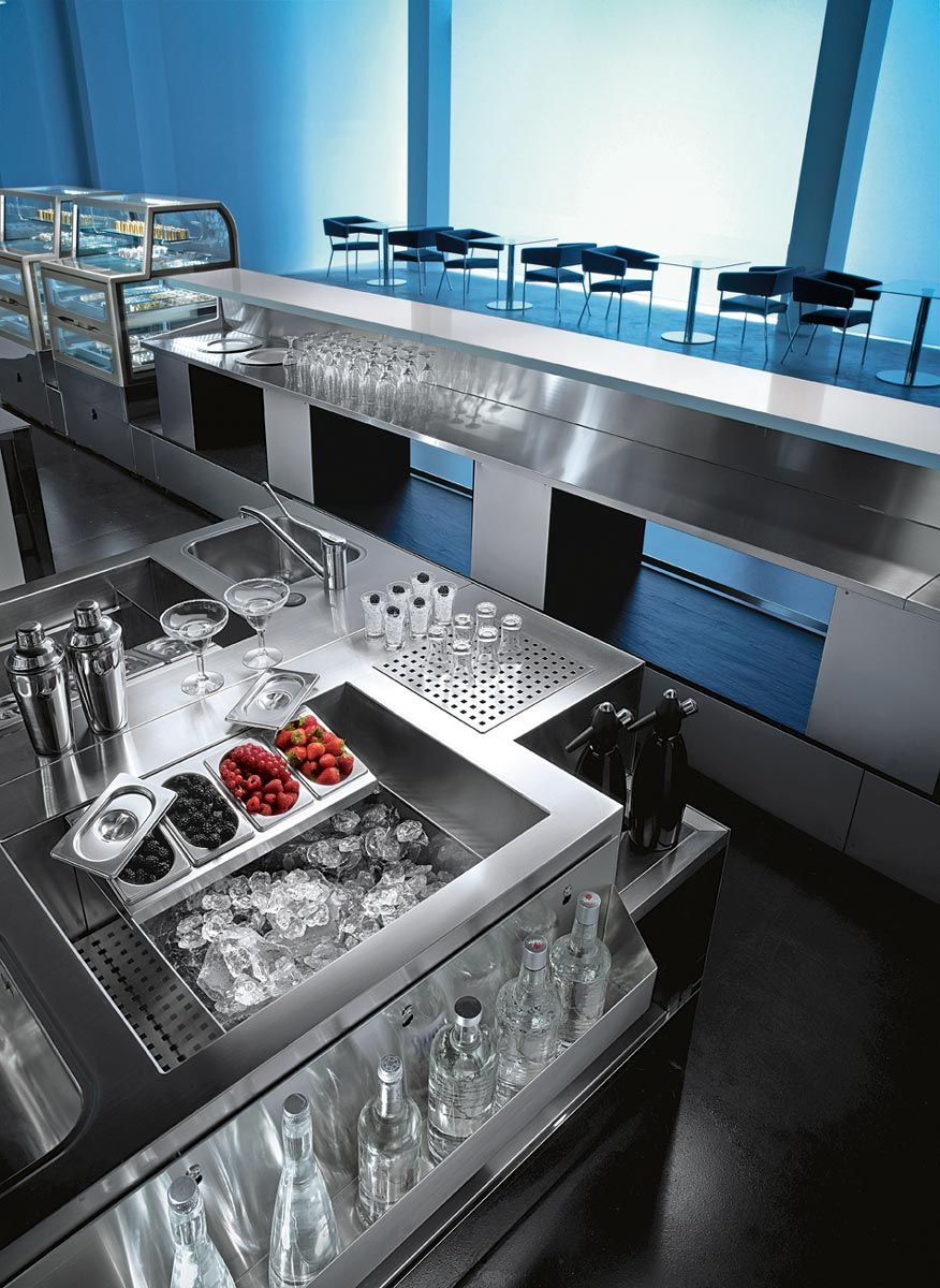 Restaurant Kitchen Stations bar station | bar setup and stations | pinterest | bar, restaurant