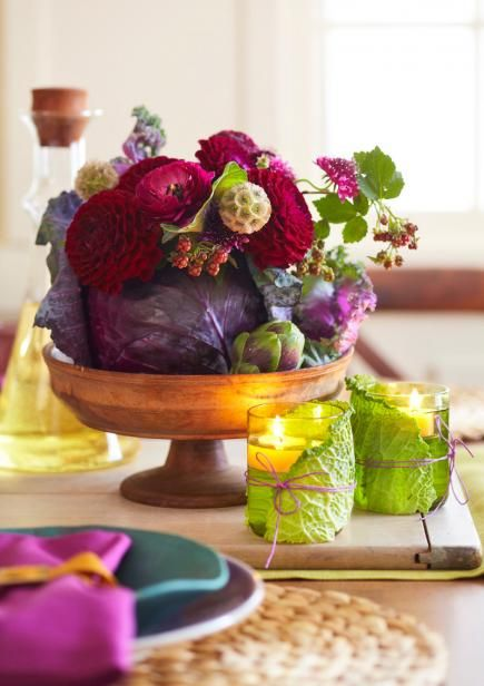 Easy thanksgiving centerpieces other florists and