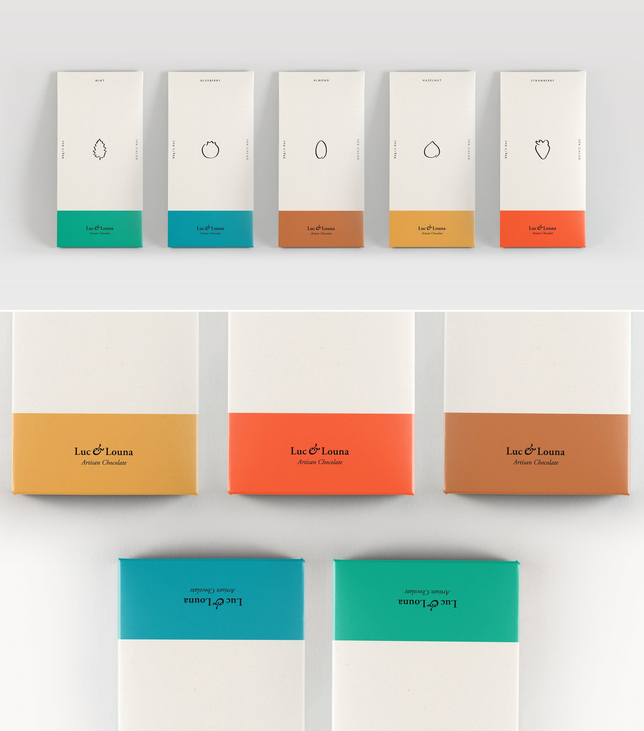 Minimal Graphic Design And Packaging