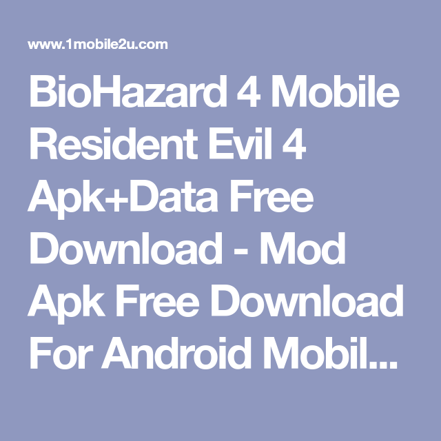 biohazard 7 game free download full version android