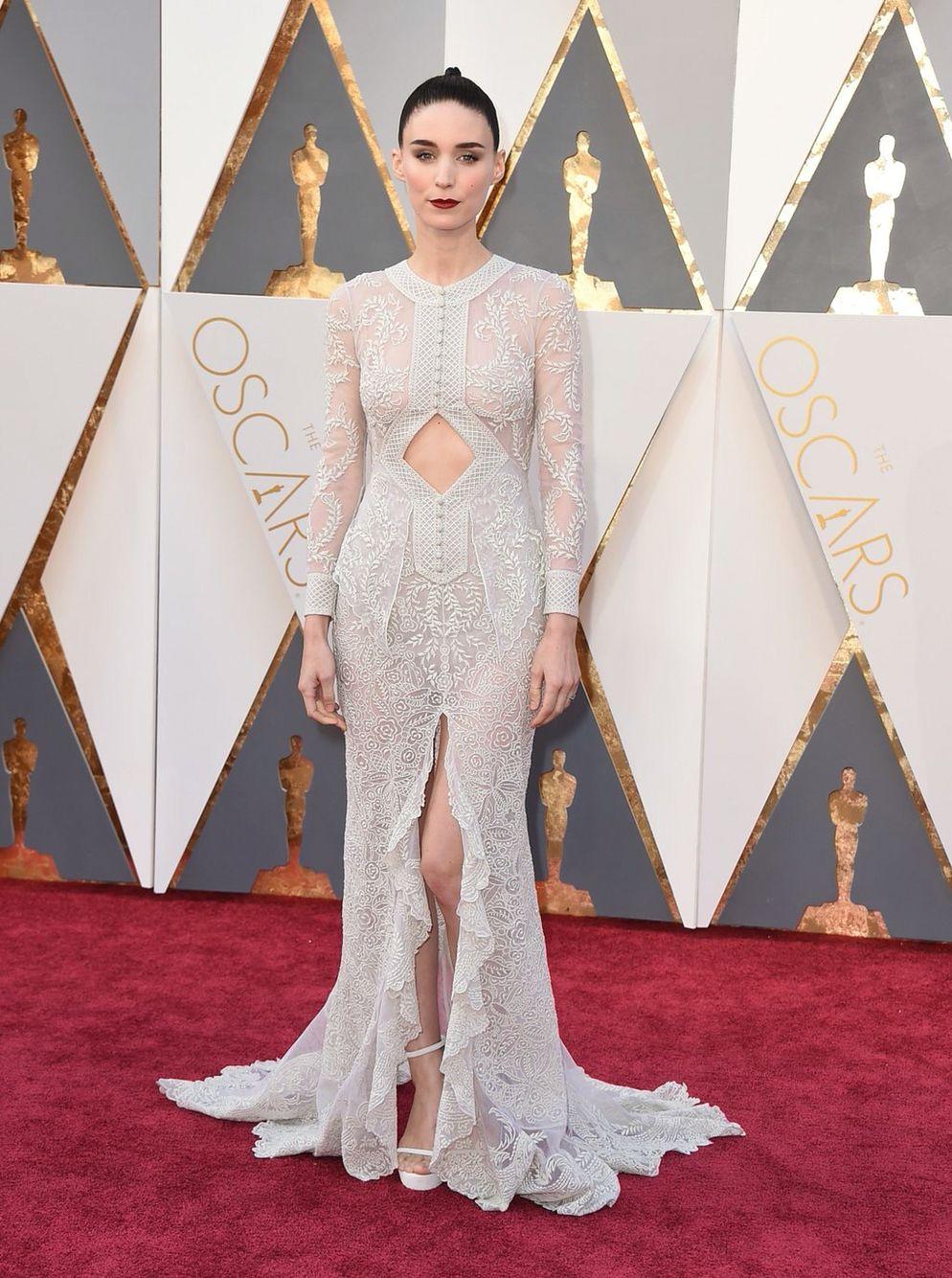 Rooney Mara, Givenchy #oscars16
