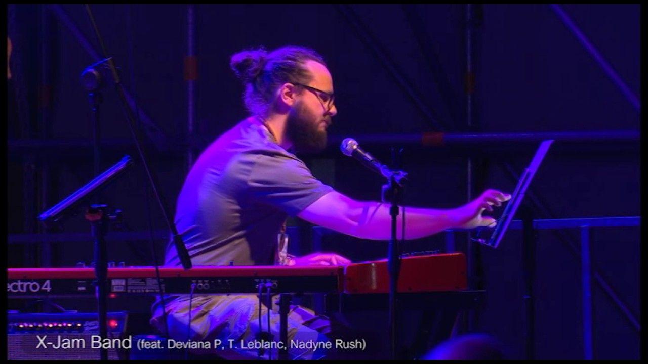 xjam project Deviana P Ty Le Blanc Nadine Rush Luca Giometti torrita blues 2016 25 giugno - YouTube