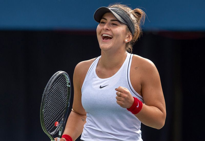 Rogers Cup 2019 (Day 5) | Tennis, Tennis players female, Canadian pride