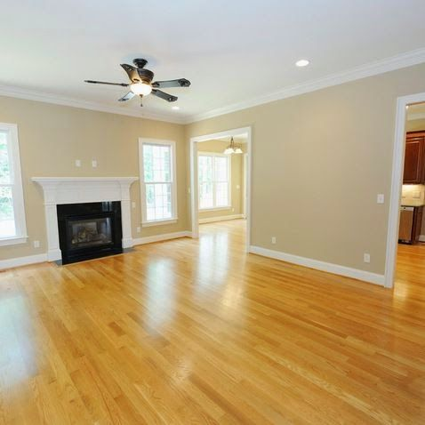Mulling Over Wood Floor Colors Living Room Wood Floor Wood Floor Colors Oak Floor Living Room