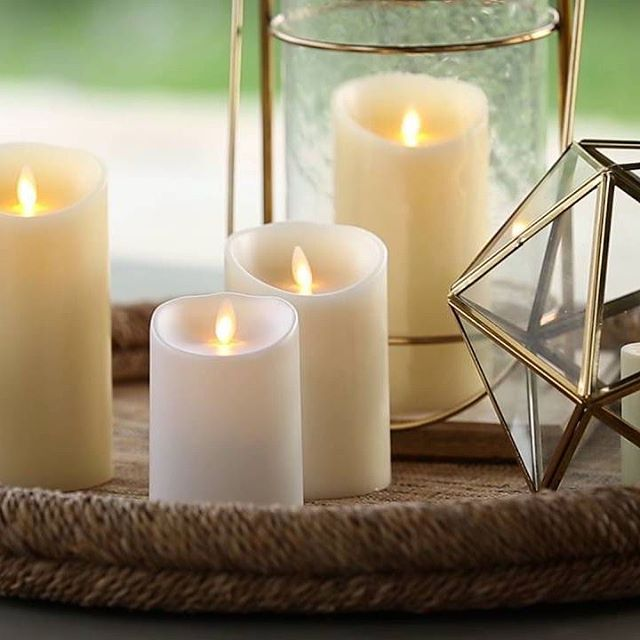 Outdoor Flameless Candles Enchanting Can You Spot The Luminara Outdoor Flameless Candle In This Picture Inspiration