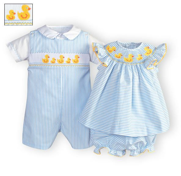 Wooden Soldier Duckies Boy Girl Twin Outfits Boys And