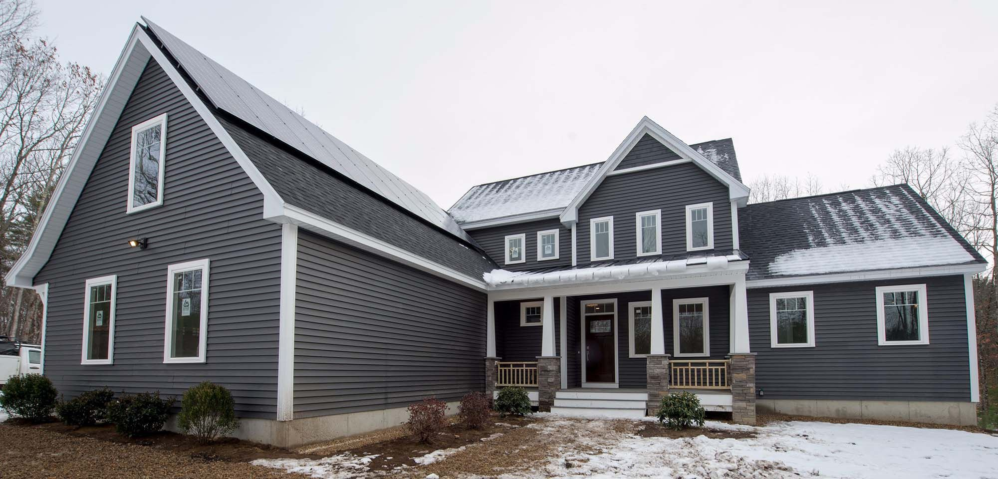 Custom Home In Port Washington New Home Construction Home Addition Cost Custom Homes
