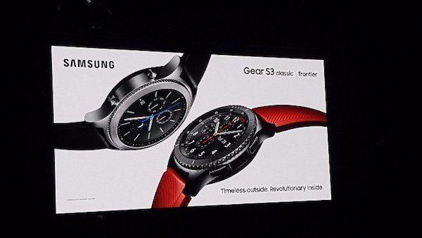 IFA 2016: Samsung presenta ufficialmente il nuovo Gear S3 - http://goo.gl/fre756 - Tecnologia - Android