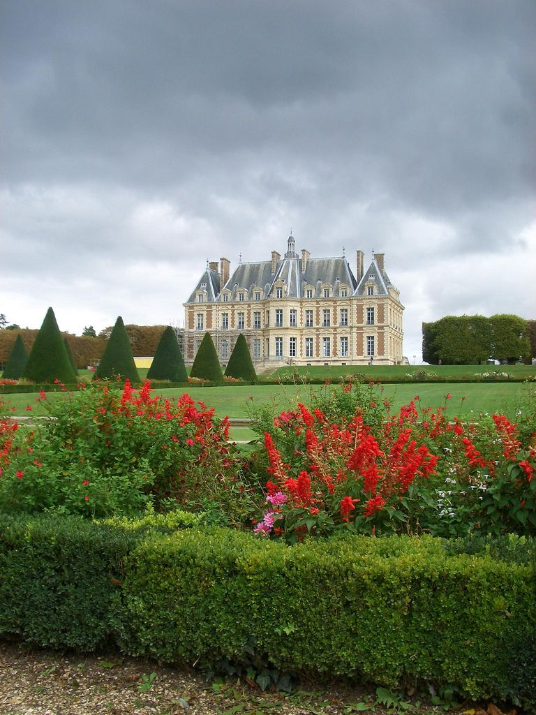 Chateau En Ile De France : chateau, france, Château, Sceaux,, Ile-de-France, Paris, Photo,, Chateau, France,
