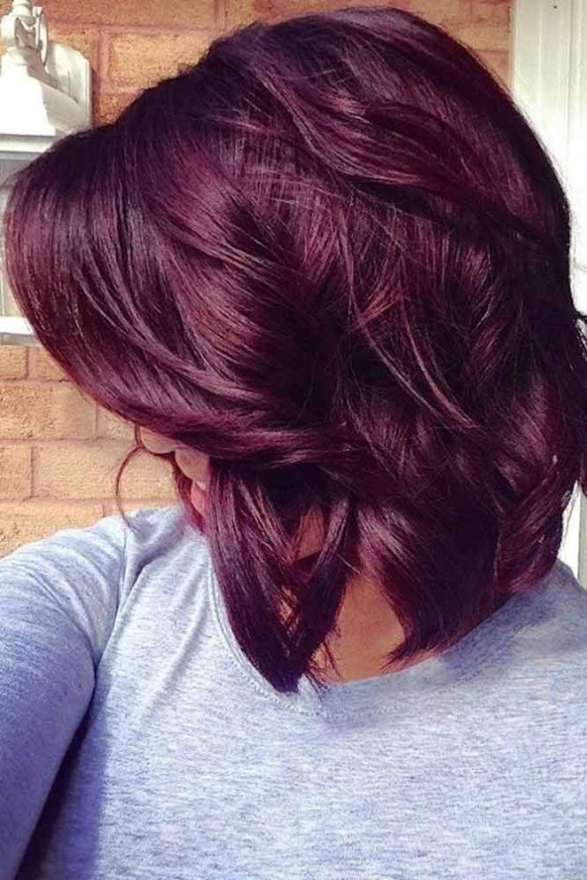 Nouvelle tendance coiffures pour femme 2017 2018 les cheveux roux sont intemporels et sexy - Tendance coiffure 2017 2018 ...
