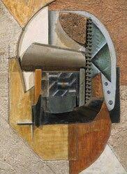 Strzeminski Outils et produits de l'industrie 1920