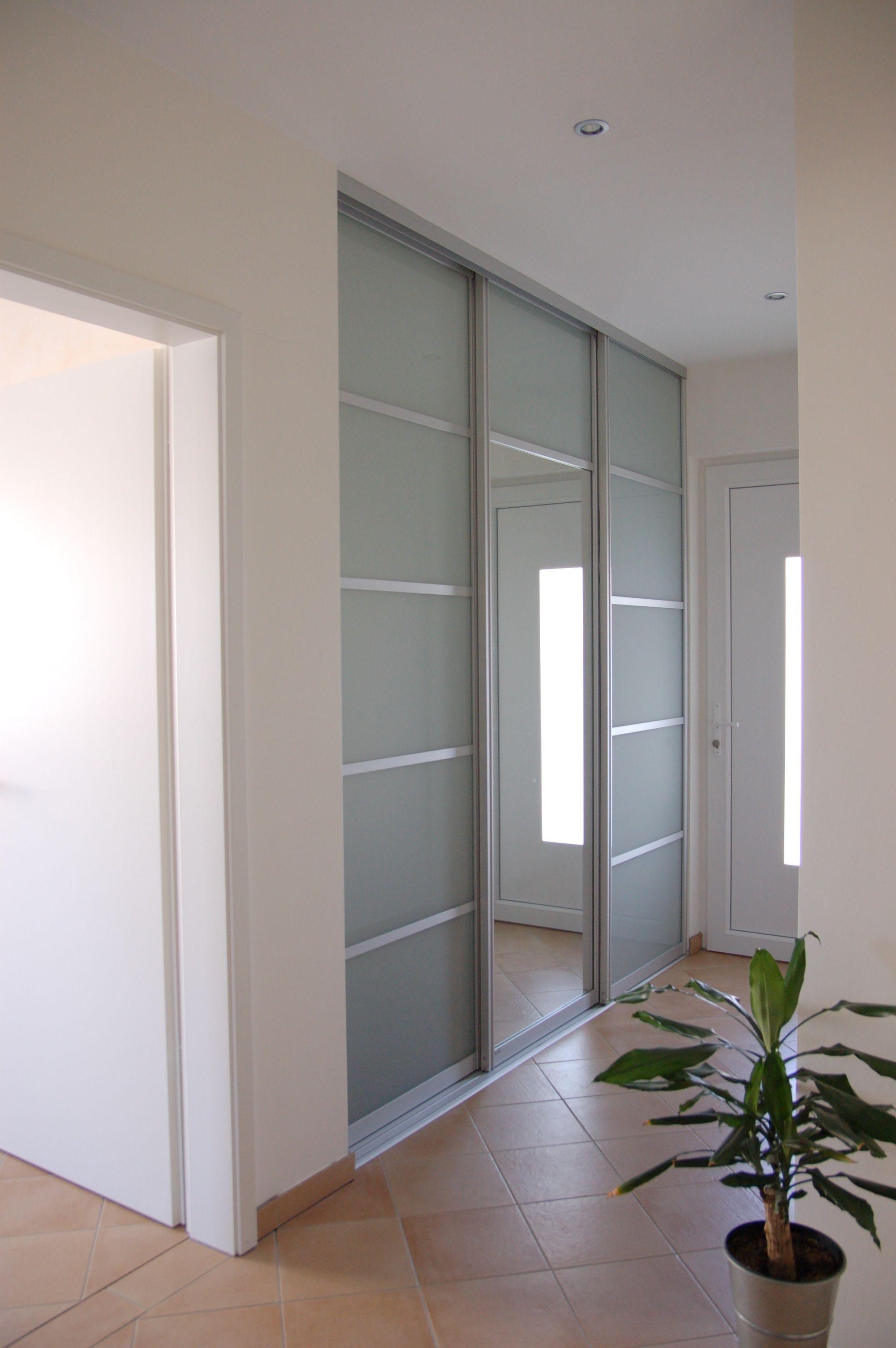 Alurahmen Schiebetur Ar30 Stehendes System Glas Transluzent