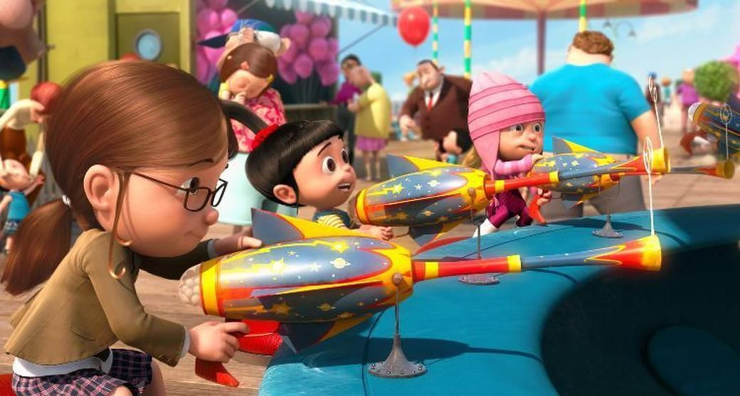 Despicable me 2 theme song   movie theme songs & tv soundtracks.