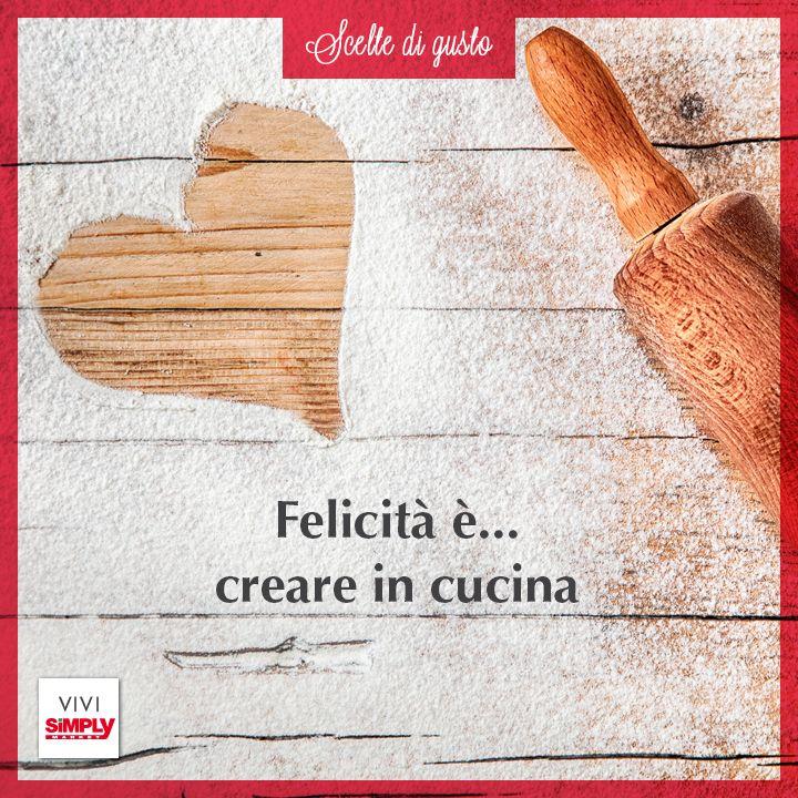 Felicit creare in cucina felicit creare cucina cucinare quotes aforismi di gusto - Creare in cucina d ...